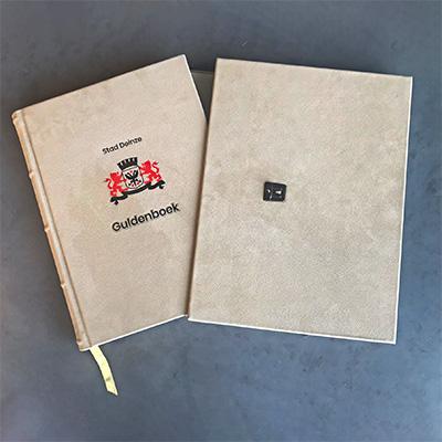 Guldenboek van stad Deinze