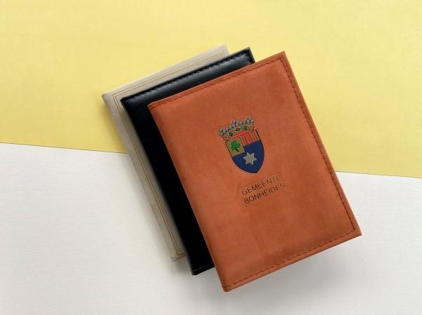 Klassiek trouwboekje - retroformaat